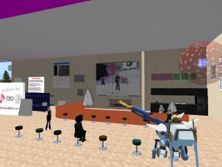 【Second Life】「-Infinity- Music Festa 2007 in Second Life」