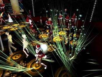 【Second Life】4店舗合同ダンスイベント「DANCE ANTHEM @Club Moon Madness」