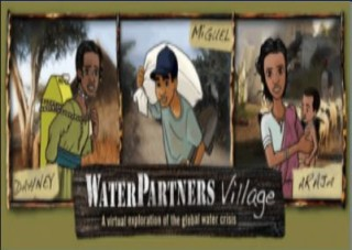 Second Lifeに発展途上国の水道整備事情を知るエリア「WaterPartners Village」オープン