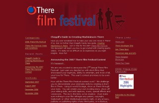 There Film Festival 応募締め切り迫る