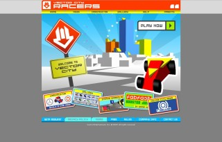 Webcarzz、タイトルを「Vector City Racers」に変更