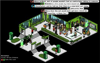 Habbo Hotel、イギリスのNMA Awardsにて「Best Use of Social Media」を受賞